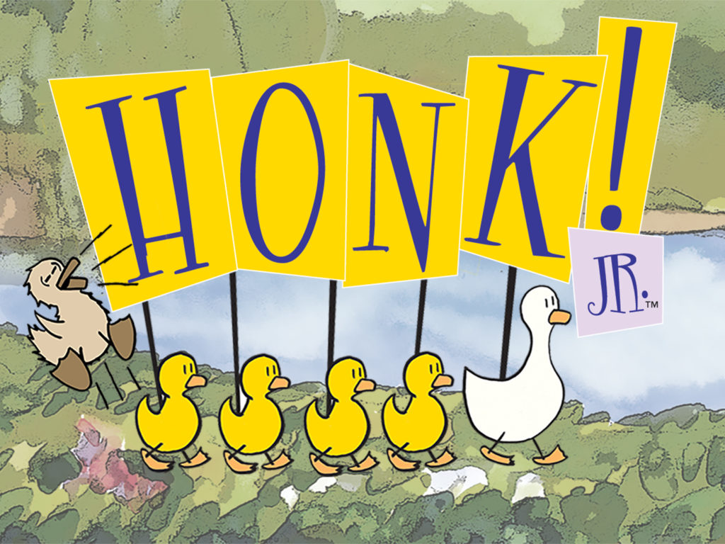 JPAS Theatre Kids! Honk! JR